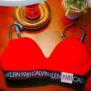 Calvin Klein bra size 34 c